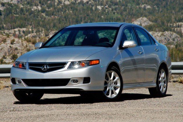 Acura TSX